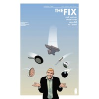 FIX TP VOL 02 - Nick Spencer