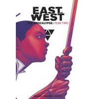 EAST OF WEST THE APOCALYPSE YEAR TWO HC - Jonathan Hickman