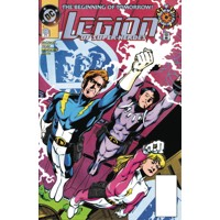 LEGIONNAIRES TP BOOK 01 - Tom McCraw, Tom Peyer, Mark Waid