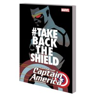 CAPTAIN AMERICA SAM WILSON TP VOL 04 #TAKEBACKTHESHIELD -  Nick Spencer, Mark ...