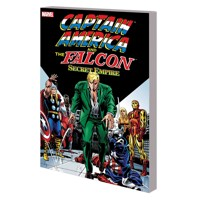 CAPTAIN AMERICA FALCON SECRET EMPIRE TP NEW PTG - Various