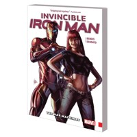 INVINCIBLE IRON MAN TP VOL 02 WAR MACHINES - Brian Michael Bendis
