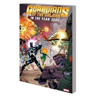 GUARDIANS OF GALAXY CLASSIC TP VOL 03 IN YEAR 3000 - Michael Gallagher