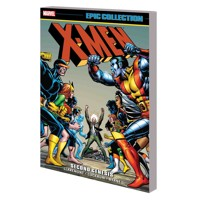 X-MEN EPIC COLLECTION TP SECOND GENESIS -  Various