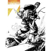 ART OF ZACH HOWARD SC VOL 01 WILD BLUE YONDER - Zach Howard