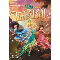 DISNEY FAIRIES GN VOL 19 FLYING MONSTER -  Tea Orsi, Antonello Dalena, Manuela...