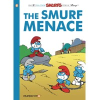 SMURFS HC VOL 22 SMURF MENACE - Peyo