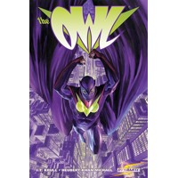 PROJECT SUPERPOWERS THE OWL TP - J. T. Krul