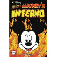 DISNEY GREAT PARODIES HC VOL 01 MICKEYS INFERNO - Guido Martina