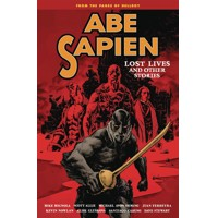 ABE SAPIEN TP VOL 09 LOST LIVES & OTHER STORIES - Mike Mignola, Scott Allie, J...