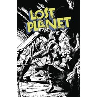 LOST PLANET HC - Bo Hampton