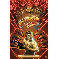 BIG TROUBLE IN LITTLE CHINA TP VOL 05 - Eric Powell, John Carpenter