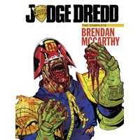 JUDGE DREDD BRENDAN MCCARTHY COLLECTION HC - John Wagner, Alan Grant, Al Ewing