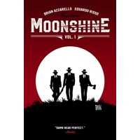 MOONSHINE TP VOL 01 -  Brian Azzarello