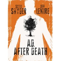 AD AFTER DEATH HC - Scott Snyder