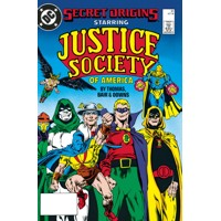LAST DAYS OF THE JUSTICE SOCIETY OF AMERICA TP - Roy Thomas, Dann Thomas