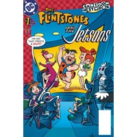 FLINTSTONES AND JETSONS TP VOL 01 - Mike Carlin, Michael Kupperman, Sam Hender...