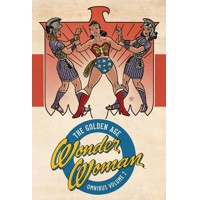 WONDER WOMAN THE GOLDEN AGE OMNIBUS HC VOL 02 - William Moulton Marston