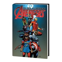 ALL NEW ALL DIFFERENT AVENGERS HC VOL 01 - Mark Waid