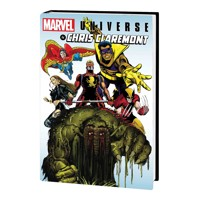 MARVEL UNIVERSE BY CHRIS CLAREMONT HC -  Chris Claremont, Various
