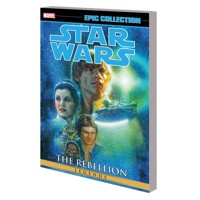 STAR WARS LEGENDS EPIC COLLECTION TP VOL 02 REBELLION - Various