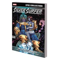 SILVER SURFER EPIC COLLECTION INFINITY GAUNTLET TP - Various