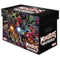 MARVEL GRAPHIC COMIC BOX MONSTERS UNLEASHED