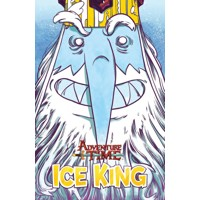 ADVENTURE TIME ICE KING TP - Emily Partridge, Pranas T. Naujokaitis