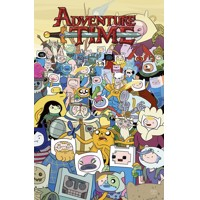 ADVENTURE TIME TP VOL 11 -  Christopher Hastings