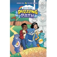 CARE BEARS PUZZLING PATH GN - Georgia Ball, Lisa Moore, Kayla Miller, Rachel D...