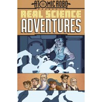 ATOMIC ROBO PRESENTS REAL SCIENCE ADVENTURES TP VOL 01 -  Brian Clevinger