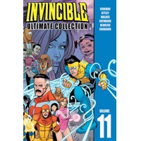INVINCIBLE HC VOL 11 ULTIMATE COLL -  Robert Kirkman