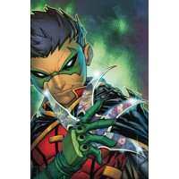 TEEN TITANS TP VOL 01 DAMIAN KNOWS BEST - Ben Percy