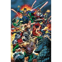 JUSTICE LEAGUE VS SUICIDE SQUAD HC - Joshua Williamson, Rob Williams, Tim Seel...