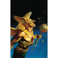 HAWKMAN BY GEOFF JOHNS TP BOOK 01 - Geoff Johns, James Robinson