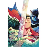 TRINITY HC VOL 01 BETTER TOGETHER -  Francis Manapul
