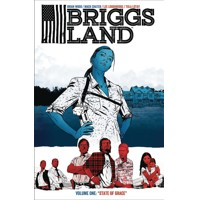 BRIGGS LAND TP VOL 01 STATE OF GRACE -  Brian Wood