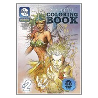 SOULFIRE COLORING BOOK SPECIAL TP VOL 02 - Scott Campbell, Koi Turnbull, Ken M...