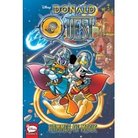 DONALD QUEST TP HAMMER OF MAGIC - Stefano Ambrosio, Pat McGreal, Davide Aicardi