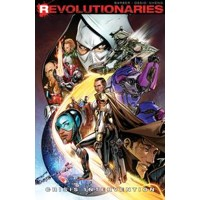 REVOLUTIONARIES TP VOL 01 CRISIS INTERVENTION - John Barber