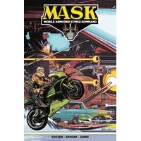 MASK MOBILE ARMORED STRIKE KOMMAND TP VOL 01 MOBILIZE - Brandon Easton
