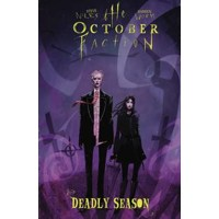 OCTOBER FACTION DEADLY SEASON TP - Steve Niles