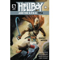 HELLBOY AND BPRD 1954 GHOST MOON #1 - Mike Mignola, Chris Roberson