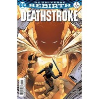 DEATHSTROKE #2 - Christopher Priest
