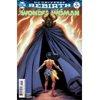 WONDER WOMAN #12 - Greg Rucka