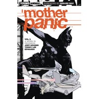 MOTHER PANIC TP VOL 01 WORK IN PROGRESS - Jody Houser, Jim Krueger