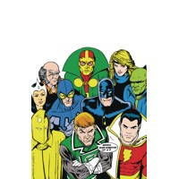 JUSTICE LEAGUE BY GIFFEN & DEMATTEIS OMNIBUS HC VOL 01 - Keith Giffen, J. M. D...