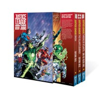 JUSTICE LEAGUE BY GEOFF JOHNS BOX SET VOL 01 - Geoff Johns