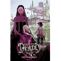PRETTY DEADLY TP VOL 01 - Kelly Sue DeConnick