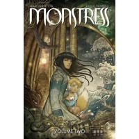 MONSTRESS TP VOL 02 - Marjorie M. Liu